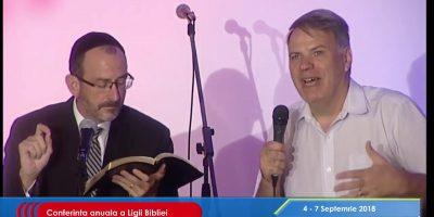 Conferinta anuala Liga Bibliei Romania