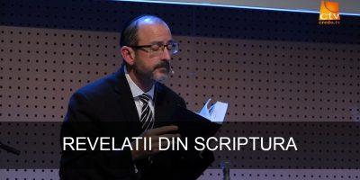 Revelatii din Scriptura