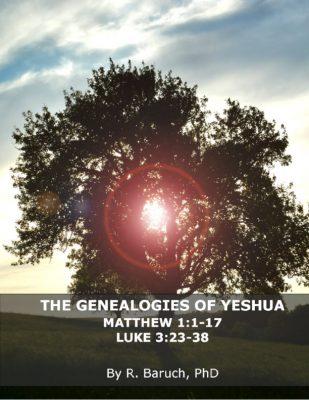 Genealogiile lui Yeshua