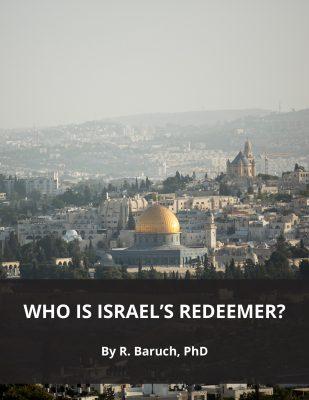 Cine este Rascumparatorul lui Israel