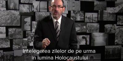 Intelegerea zilelor de pe urma in lumina Holocaustului